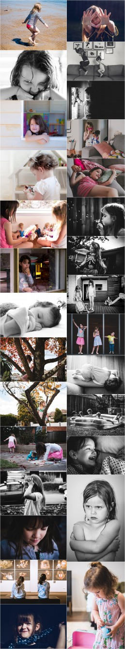 set of photographs to show for the blogpost about my personal 52 week photography project