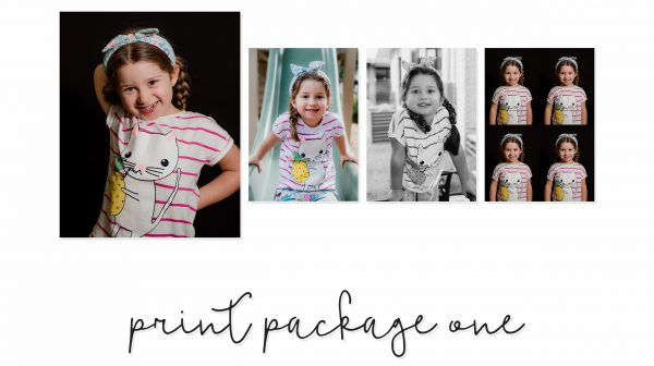 print package one image